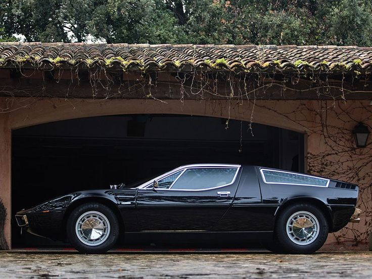 A Stylish And Stealthy Maserati Bora Is The '70s Supercar You've Been Searching For - Petrolicious