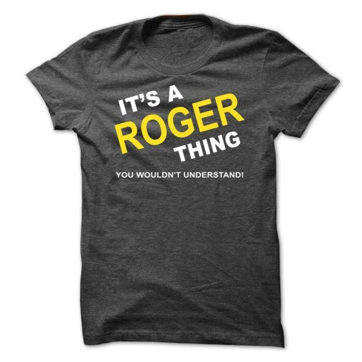 Its A Roger Thing I#8217;m With Rogers T Shirt #roger #federer #switzerland #t #shirt #roger #perfect #t #shirt #roger #vivier #mini #buckle #t-shirt #love #uncle #roger #t #shirt