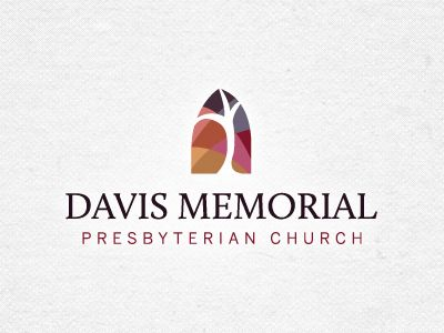 Davis Memorial Presbyterian Church Logo by http://www.push-here.com/