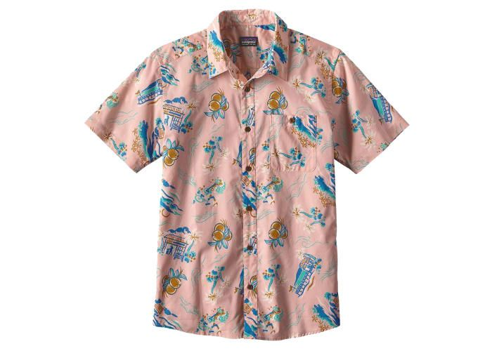Patagonia men's go to shirt, $69, available at Patagonia. While at Patagonia HQ last summer, I bought three of these Hawaiian-style shirts from the brand's Pataloha collection for my brother, dad and boyfriend. I still regret not getting one for myself, so I plan on rectifying that situation this year..