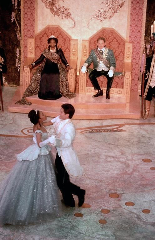 Brandy, Paolo Montalban, Whoopi Goldberg, & Victor Garber in Rodgers and Hammerstein's Cinderella