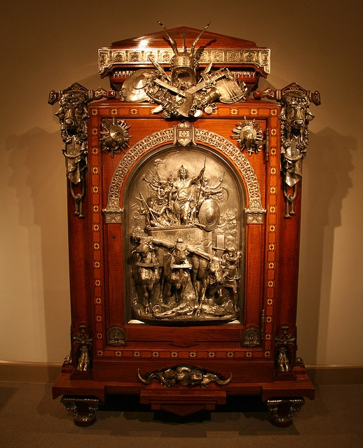 Merovingian armoire by MCS@flickr, via Flickr