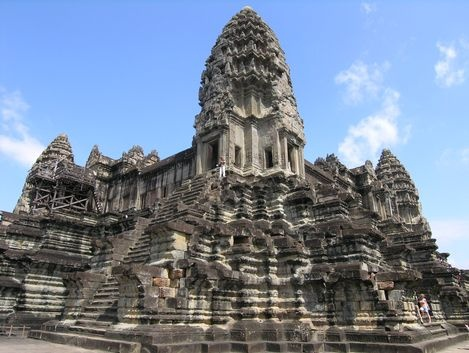 Angkor Wat, Cambodia -  An amazing part of this world which was an unforgettable experience.