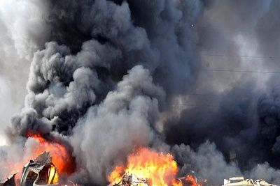 Bomb Explosion Kills Many In Biu, Bornu State   A bomb exploded, on Thursday, in a crowded market in Biu, the largest town in Southern Borno state, killing many.  - See more at: http://firstafricanews.ng/index.php?dbs=openlist&s=15183#sthash.BZemJnio.dpuf