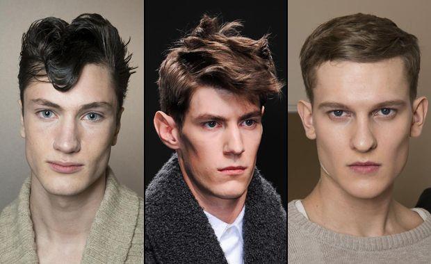 Choosing he right mens haircut