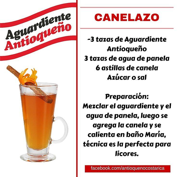 ¡Aguardiente Antioqueño combina con todo! #Aguardiente #Antioqueño #Coctel #Cocktail #Canelazo