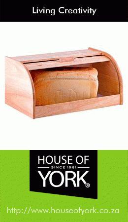 Bread Bin Roll-Top #HouseofYork