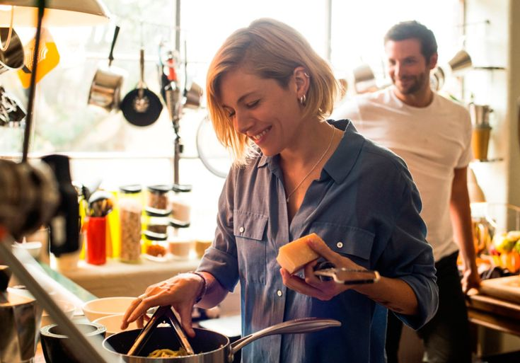 """Chef Marcus Wareing talks about getting Bradley Cooper and Sienna Miller prepped for their roles in the movie """"Burnt."""""""