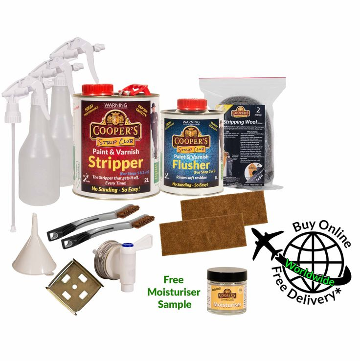 Stripping Pack A (2 Pack Litres) – Cooper's Strip Club