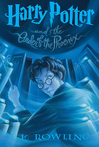Don't trust the Fairies (and many more): Harry Potter and the Order of the Phoenix