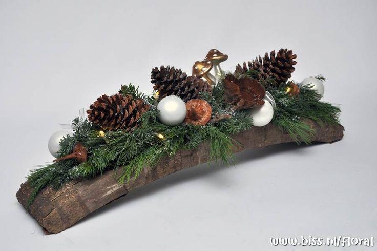 Mooi Kerststukje