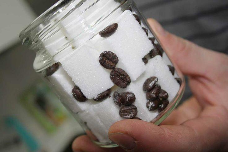 Zuccherini sotto spirito al caffè - Andrea Galuppi