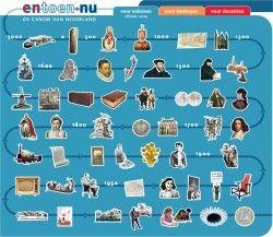 Vanaf september 2010 is de Canon van Nederland opgenomen in de kerndoelen van het basisonderwijs en onderbouw voortgezet onderwijs.
