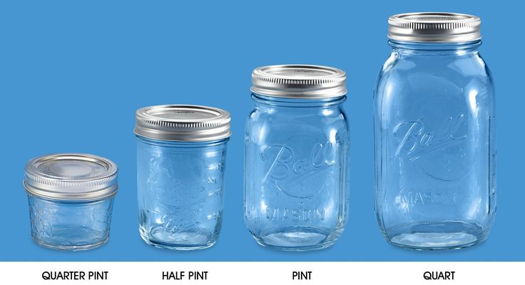Canning Jars, Mason Jars & Ball Jars in Stock - ULINE