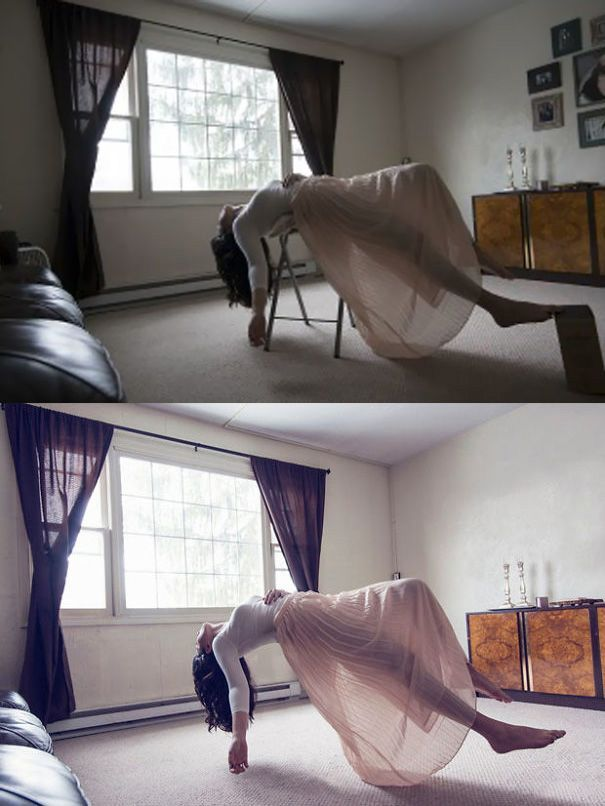 Before and after Photoshop pictures - 22