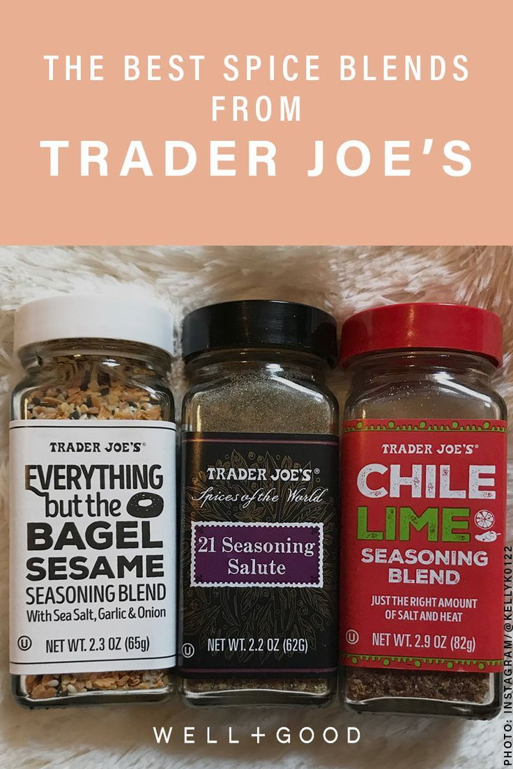 This Trio Of Trader Joe S Spices Is The Easiest Way To Cook Fancy Without The Fuss Trader Joes Healthy Snacks Recipes Spice Recipes