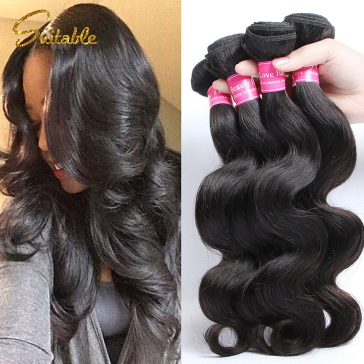 Brazilian Body Wave 3 Bundles Brazilian Virgin Hair Body Wave 8A Grade Unprocessed Human Hair Weave Bundles Queen Hair Products  <3 Clicking on the VISIT button will lead you to find similar product