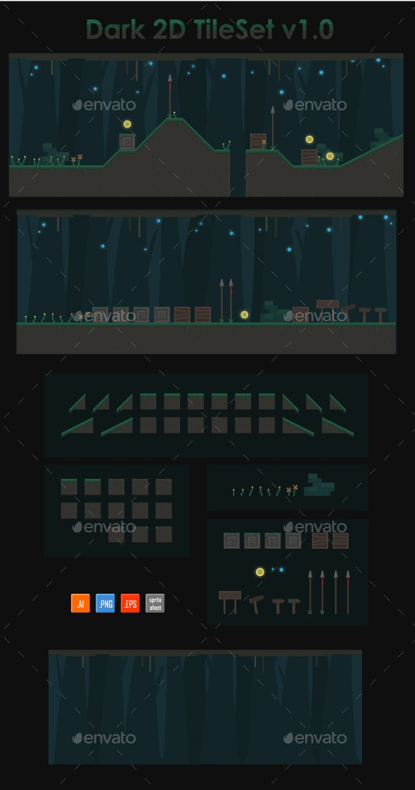 Pin by Graphic Assets on Royalty Free Game Tilesets - Game