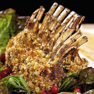 how to cook classic rack of lamb