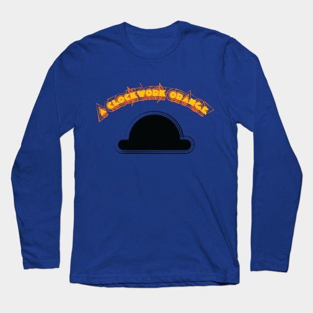 A Clockwork Orange Longsleeve T-Shirt by Scar. Sales on Everything Today ! $18 Movie Longsleeve T-Shirts. #sales #longsleevetshirts #tshirts #discount #save #septembersales #movietshirt #39 #style #fashion #psychotshirt #1984tshirt #possessiontshirt #medusa #breakingbadtshirt #aclockworkorangetshirt #cinema #movie #family #gifts #shopping #onlineshopping #teepublic