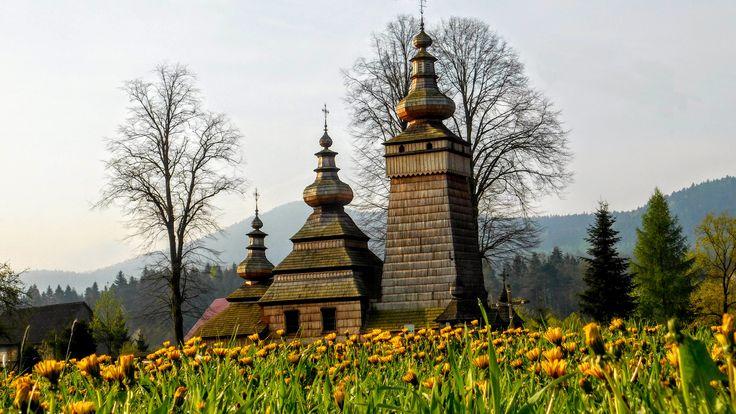Cerkiew w Kwiatoniu, Gorlice County, Lesser Poland