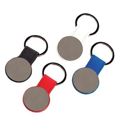 LLAVERO SILVER REF:LAG-269   Llavero En Poliuretano.  Con Accesorios en Metal. Tipo de Producto:  IMPORTADO Medidas: 5.5 cm largo x 3.5 cm ancho. Área de Marca: 2.5 cm largo x 2.5 cm alto Técnica de Marca: Láser / Pantografía. Colores Disponibles: Blanco, Azul, Rojo y Negro.
