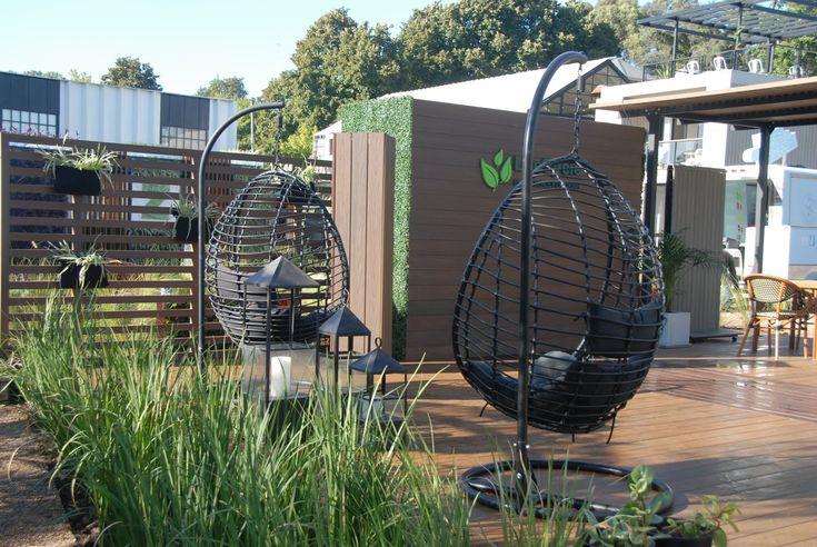 Deco estilo pilar disfrutar al aire libre todo el a o for Jardin al aire libre de madera deco