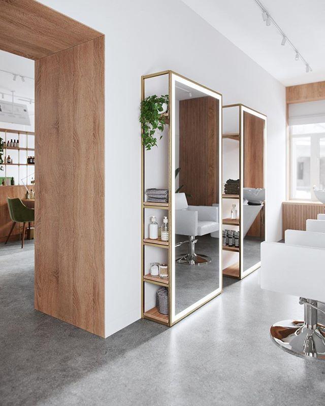 Kim Reload Design By Ekaterina Vinokurova Viz Kirill Vill Follow Me On Behance Link In Bio Des Salon Suites Decor Salon Interior Design Salon Furniture