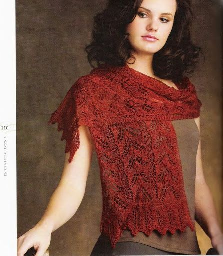 Knitted Lace of Estonia - 110
