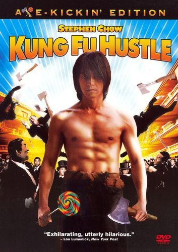Kung Fu Hustle [Deluxe Edition] [DVD] [2004]