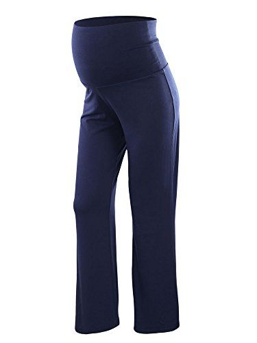 """New Trending Pants: Jinson Womens Maternity Wide/Straight Versatile Comfy Palazzo Lounge Pants Stretch Pregnancy Trousers Navy L. Jinson Women's Maternity Wide/Straight Versatile Comfy Palazzo Lounge Pants Stretch Pregnancy Trousers Navy L  Special Offer: $16.99  188 Reviews This product has not authorized any other shop, please look for our brand """"Jinson"""". About Jinson Jinson is a new online..."""