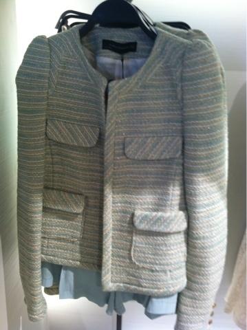 Zara Style Picks: Tweed Blazer