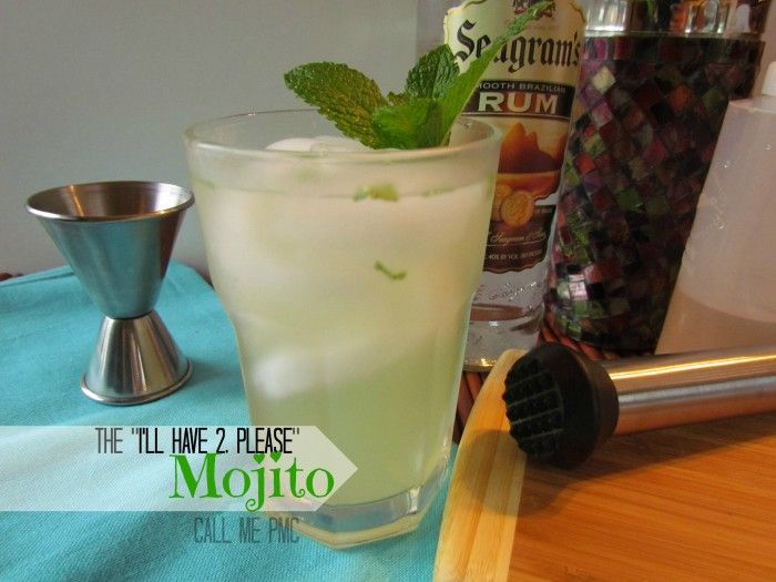 The Real Mojito - Call Me PMc