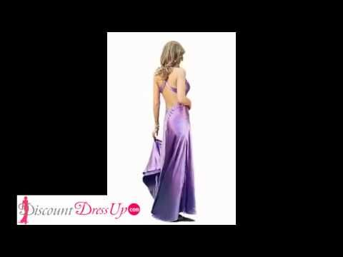 #2918 Purchase this dress at http://www.DiscountDressUp.com - YouTube