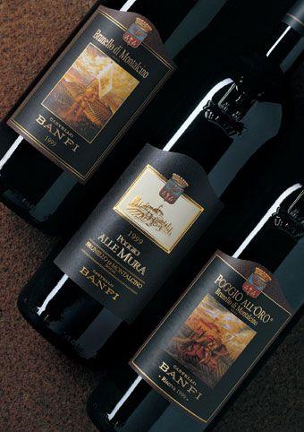 vini: brunello di montalcino - my favorite Tuscan is http://www.best-italian-wine.com/best-italian-red-wine.html