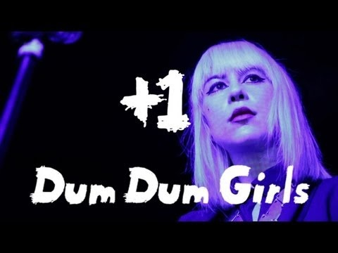 32. Dum Dum Girls Perform 'Season In Hell' At Their Record Release Show - +1