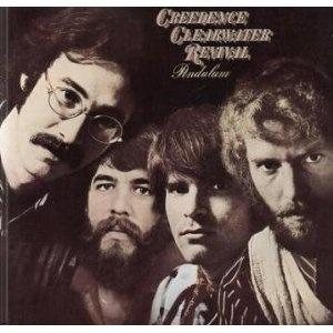 Creedence Clearwater Revival pendulum