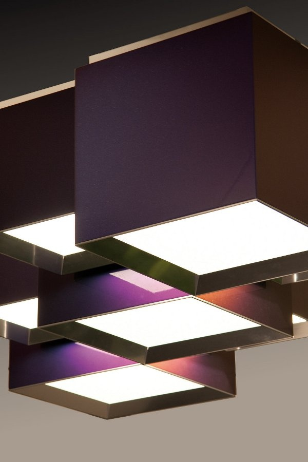 #Mcube by Luxit at Euroluce 2013 @iSaloni