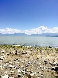 (2) Юта (озеро)