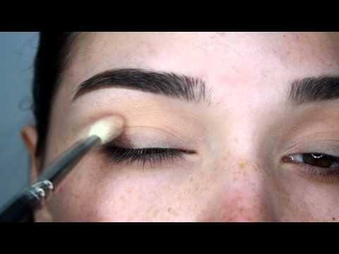 makeup tutorial | neutral with a pop - YouTube