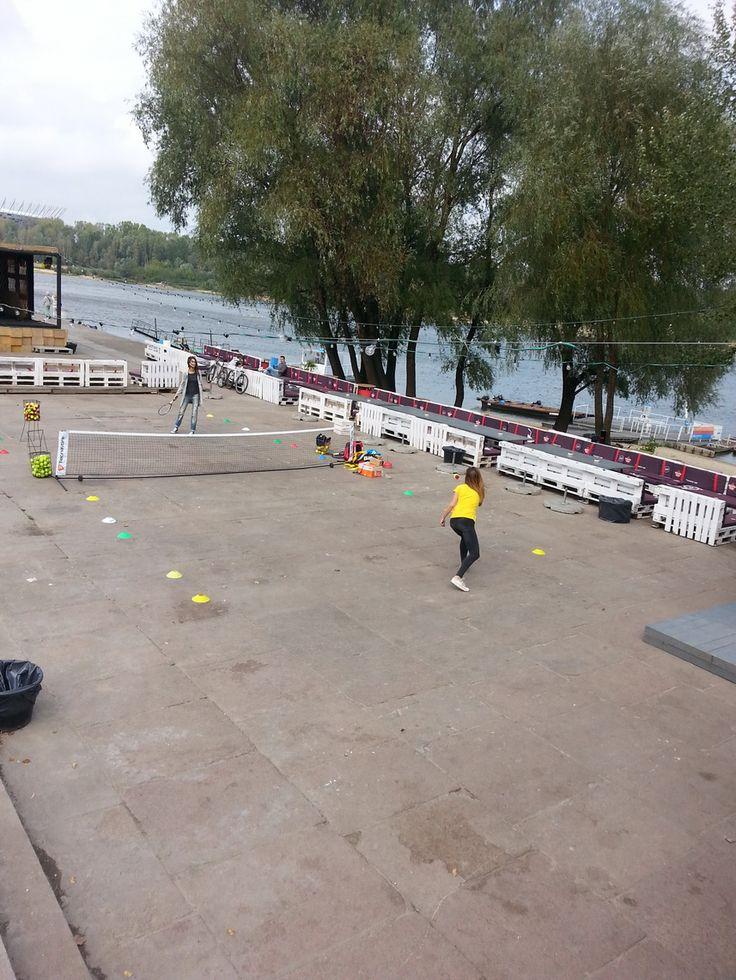 Szkoła Tenisa Warszawa Yellow Tenis
