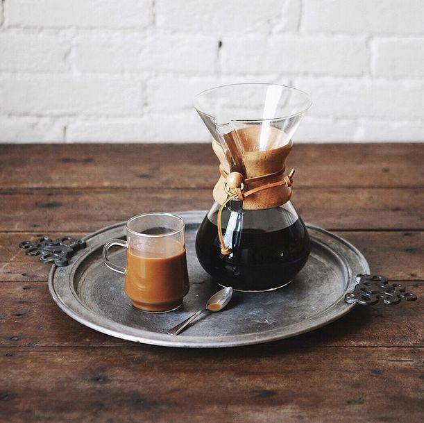 #coffee #chemex #chavacoffee chavacoffee.com