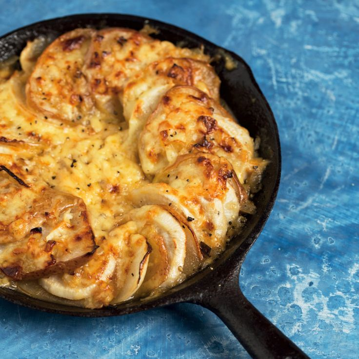 Pear and turnip gratin - MyKitchen