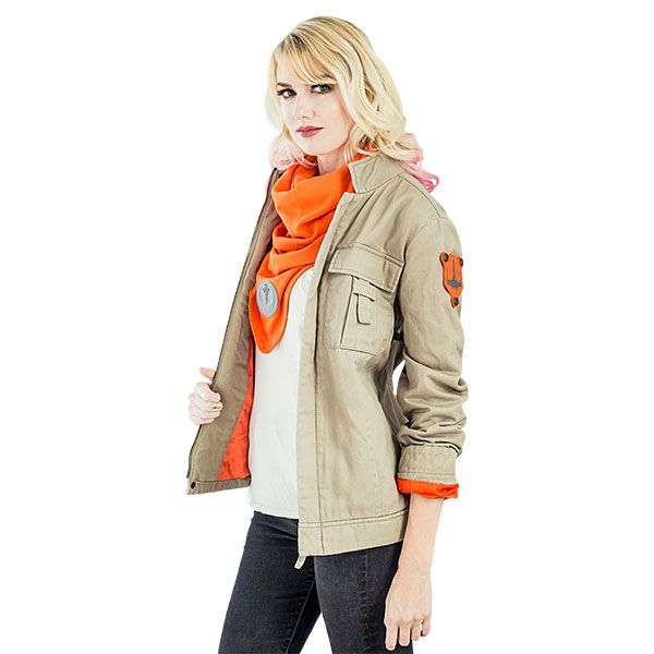 Star Wars Skywalker Rebel Leader Ladies' Jacket