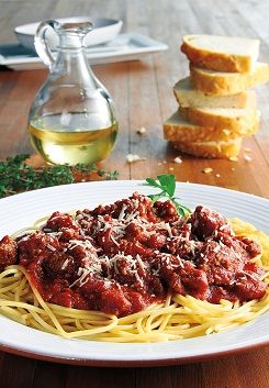 Spaghetti Sauce -- Crock Pot Receipe