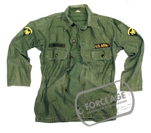 Рубашка сша vietnam era