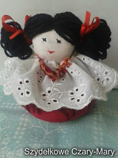 Lalka # maskotka # szycie