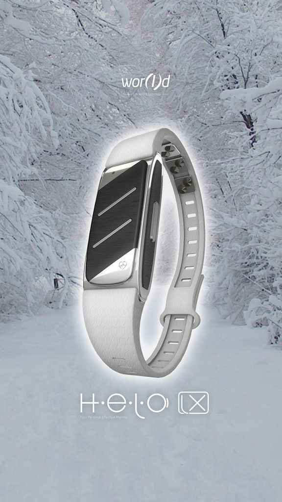 LIMITED EDITION COLOR BAND Grey Coming Soon for HELO LX