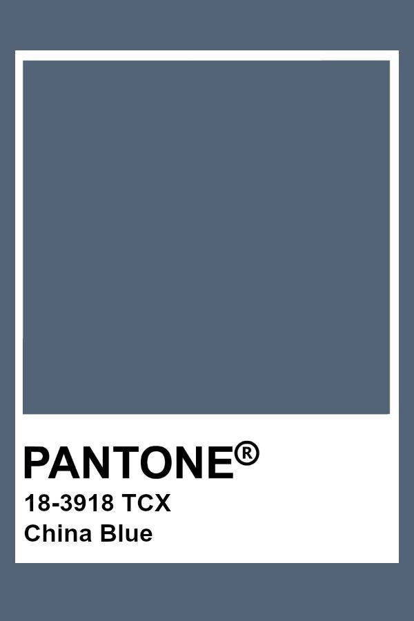 Pantone China Blue Pantone2020 Pantone China Blue Pantone Colour Palettes Pantone Color Pantone Blue