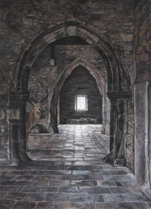 Richard Moult - Airson Gleidhadh An Diomhaireachd (2012)